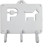 Mobiliario y protectores para Parkings 7698 Señal AQUÍ EL PERRO