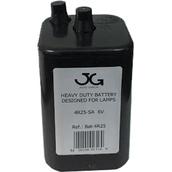Balizas luminosas intermitentes y baterías Bat-4R25 Batería para TL2 Baliza Intermitente 7Ah
