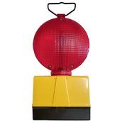 Balizas luminosas intermitentes y baterías TL-2R Fija TL2 - Baliza Fija Roja AEROPUERTOS