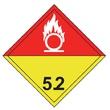 MP17 Peligros de Clase 5.1 Perióxidos orgánicos