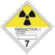 MP22 Peligros de Clase 7 Materias Radioactivas