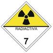 MP24 Peligros de Clase 7 Materias Radioactivas