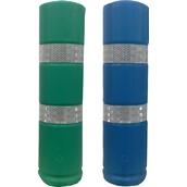 Balizas H75, H80, desmontables y bolardos de poliuretano  Baliza H-50