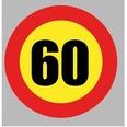 BOL407 Velocidad Máxima 60Km/h