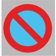 BOL411 Estacionamiento prohibido