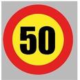 BOL424 Velocidad Máxima 50Km/h