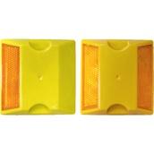 Captafaros  Captafaros de plástico amarillo