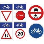 Señalización de vías ciclistas