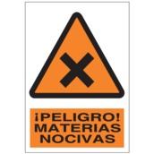 Adhesivos en diversos tamaños  Adhesivos. Señales de advertencia de peligro con rótulo. 125X170cm
