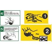 Señalización de primeros auxilios