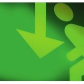 Cartelería fotoluminiscente y señales de seguridad  Señales de