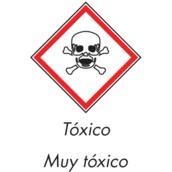 Señalización de envases  Señalización de envases de materias peligrosas