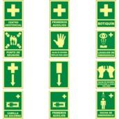Señales de evacuación, salvamento y socorro  Señales de salvamento o socorro