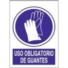 SO802 Uso obligatorio de guantes
