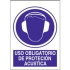 SO803 Uso obligatorio de protección acústica