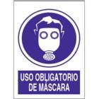 SO804 Uso obligatorio de máscara