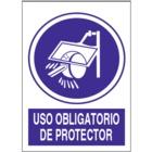 SO812 Uso obligatorio de protector