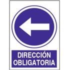 SO823 Dirección obligatoria izquierda