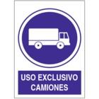 SO824 Uso exclusivo camiones