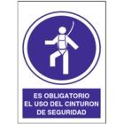 SO826 Es obligatorio el uso de cinturón de seguridad