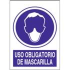 SO844 Uso obligatorio de mascarilla