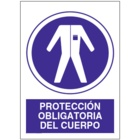 SO847 Protección obligatoria del cuerpo
