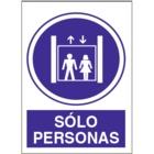 SO852 Sólo personas