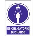 SO857 Es obligatorio ducharse