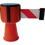 Accesorios para conos 90304 Tensacone cinta extensible retráctil de 5m para conos