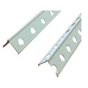 Utillaje de tabiquería y revestimiento  Guardavivo para yeso o cemento (Cajas de 260m)