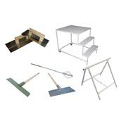 Herramientas y accesorios de construcción