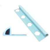 Utillaje de tabiquería y revestimiento 7054 Guardacanto PVC