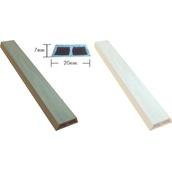 Utillaje de tabiquería y revestimiento  Junquillo PVC