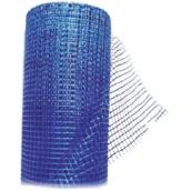 Mallas y seguridad en la obra 7041 Malla fibra de vidrio azul (Rollos de 1x50m)