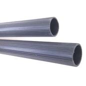 Accesorios para encofrados  Tubo para encofrado estriado de PVC