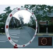 Espejos de exterior modelo Eco  Espejo reflectante convexo para seguridad vial