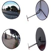 Espejos de cristal de exterior e interior