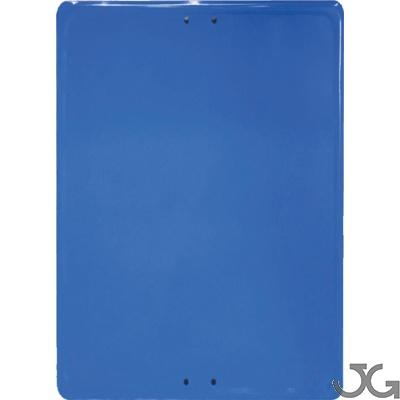 Señal MOPU acero rectangular Señal informativa de servicios