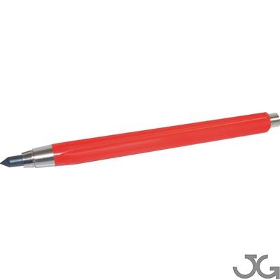 Portaminas con la caña de plástico y el mecanismo retráctil me-tálico con 1 mina de grafito de alta calidad de Ø5,6 x 120 mm. No dispone de clip