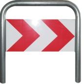 Protectores de mobiliario urbano  Protector contenedor de basura R/B