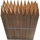 Sprays de marcaje  Estacas de madera con punta