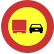 TR-306 Adelantamiento prohibido a camiones