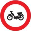 R-105 Entrada prohibida a ciclomotores