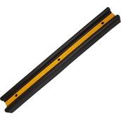 Topes de parking y rampas salvabordillos 7662 Protector para parking y muelles de carga