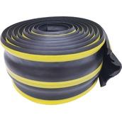 Topes de parking y rampas salvabordillos 7663 Protector antigolpes de PVC