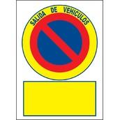 Placas de vado permanente  Placas de vado permanente personalizada
