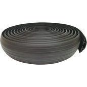 Protectores para cables 7670 Protector de cables de PVC negro flexible