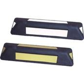 Separadores de carril  Delimitador separador de carril (Medidas 55x15x8cm)