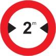 R-204 Limitación de anchura