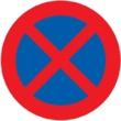 R-307 Parada y estacionamiento prohibido
